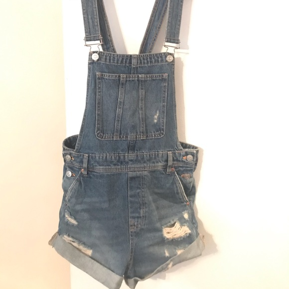 H&M Pants - H&M brand new overalls!!!!